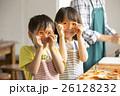 姉弟 子供 料理の写真 26128232