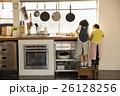 姉弟 子供 料理の写真 26128256