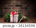 クリスマス ギフトボックス プレゼントBOXの写真 26134506