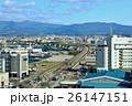 風景 函館 町並みの写真 26147151