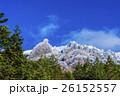 初冬の八ヶ岳 26152557