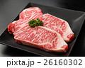 霜降り和牛サーロインステーキ皿盛り 26160302