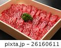 霜降り和牛バラカルビ肉 26160611