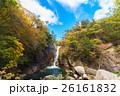 昇仙峡 仙娥滝 滝の写真 26161832
