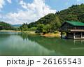 道の駅 いりひろせ 鏡ヶ池 湖上レストラン 新潟県 魚沼市 入広瀬 26165543