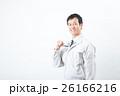人物 男性 ビジネスマンの写真 26166216