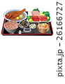 今日のご飯まぐろの刺身 26166727