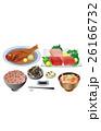 今日のご飯まぐろの刺身 26166732