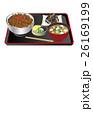 今日のご飯牛丼 26169199