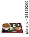 今日のご飯牛丼 26169200