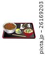 今日のご飯牛丼 26169203