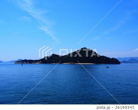 瀬戸内海の無人島 26169345