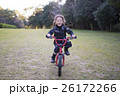 警察官 女の子 子供の写真 26172266