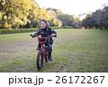 警察官 女の子 子供の写真 26172267