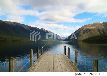 ニュージーランド ネルソンレイクス国立公園 26179182