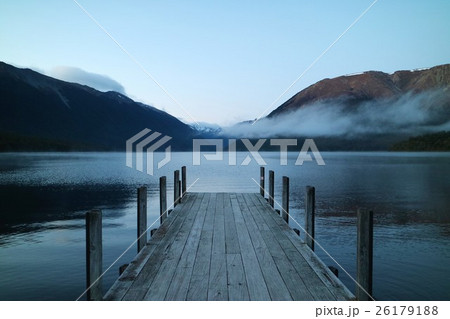 ニュージーランド ネルソンレイクス国立公園 26179188