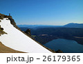 山 湖 風景の写真 26179365