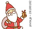 サンタクロース プレゼント 26180182