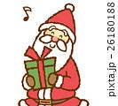 サンタクロース プレゼント 26180188