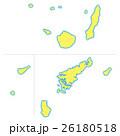 鹿児島県地図2 26180518