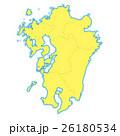 九州地図 26180534