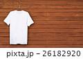 Tシャツ モックアップイメージ画像 26182920