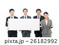 ビジネスマン ビジネスウーマン 紹介の写真 26182992