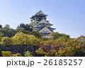 秋の大阪城 26185257