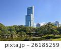 慶沢園とアベノハルカス 26185259