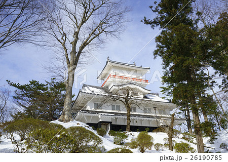 "久保田城御隅櫓""Osumi-yagura""Tower of Former Kubota Castle 26190785"