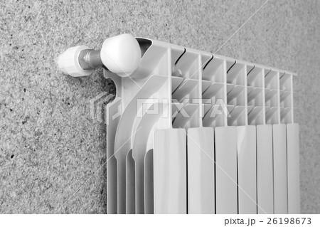 Details of the home gas heaterの写真素材 [26198673] - PIXTA