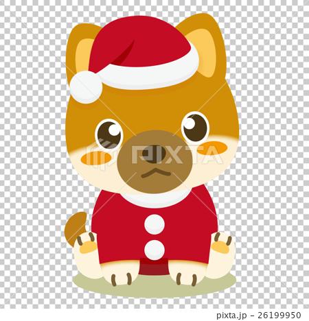 いぬっこ倶楽部 クリスマス 柴犬 26199950