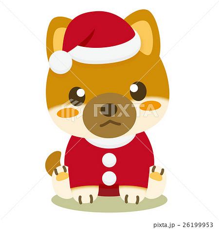 いぬっこ倶楽部 クリスマス 柴犬 26199953