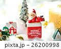 クリスマスの素材 26200998