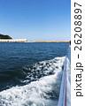クルーザーの波(北海道 積丹) 26208897