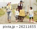 田舎で暮らす家族 移住イメージ 26211655