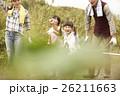 田舎で暮らす家族 移住イメージ 26211663