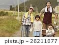 田舎で暮らす家族 移住イメージ 26211677