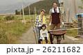 田舎で暮らす家族 移住イメージ 26211682