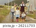 田舎で暮らす家族 移住イメージ 26211703