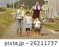 田舎で暮らす家族 移住イメージ 26211737