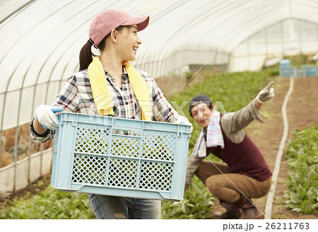 田舎で暮らす家族 移住イメージ 26211763
