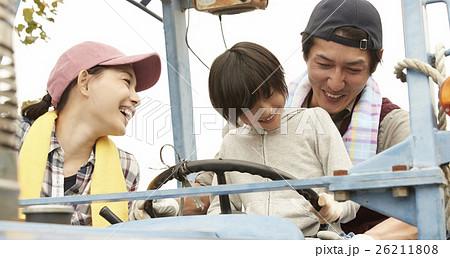田舎で暮らす家族 移住イメージ 26211808