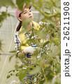 田舎暮らしの女性 26211908