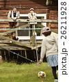 田舎で暮らす家族 移住イメージ 26211928