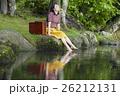 人物 女性 旅の写真 26212131