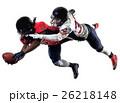 アメフト アメフト選手 アメリカンフットボールの写真 26218148