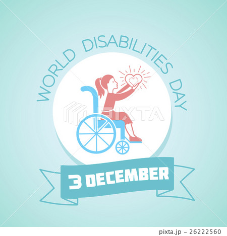3 december International Day of Disabled Persons 26222560