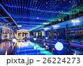 東京ドームシティ ウィンターイルミネーション クリスマスの写真 26224273