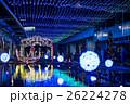 東京ドームシティ 夜景 イルミネーションの写真 26224278